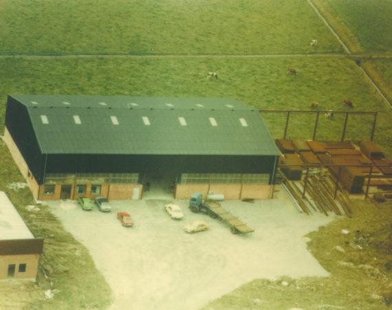 Luftbild Möllers 1979