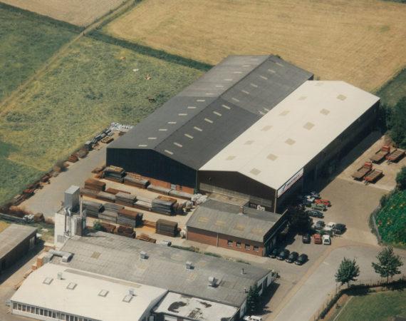 Luftbild Möllers 1988 - 1991
